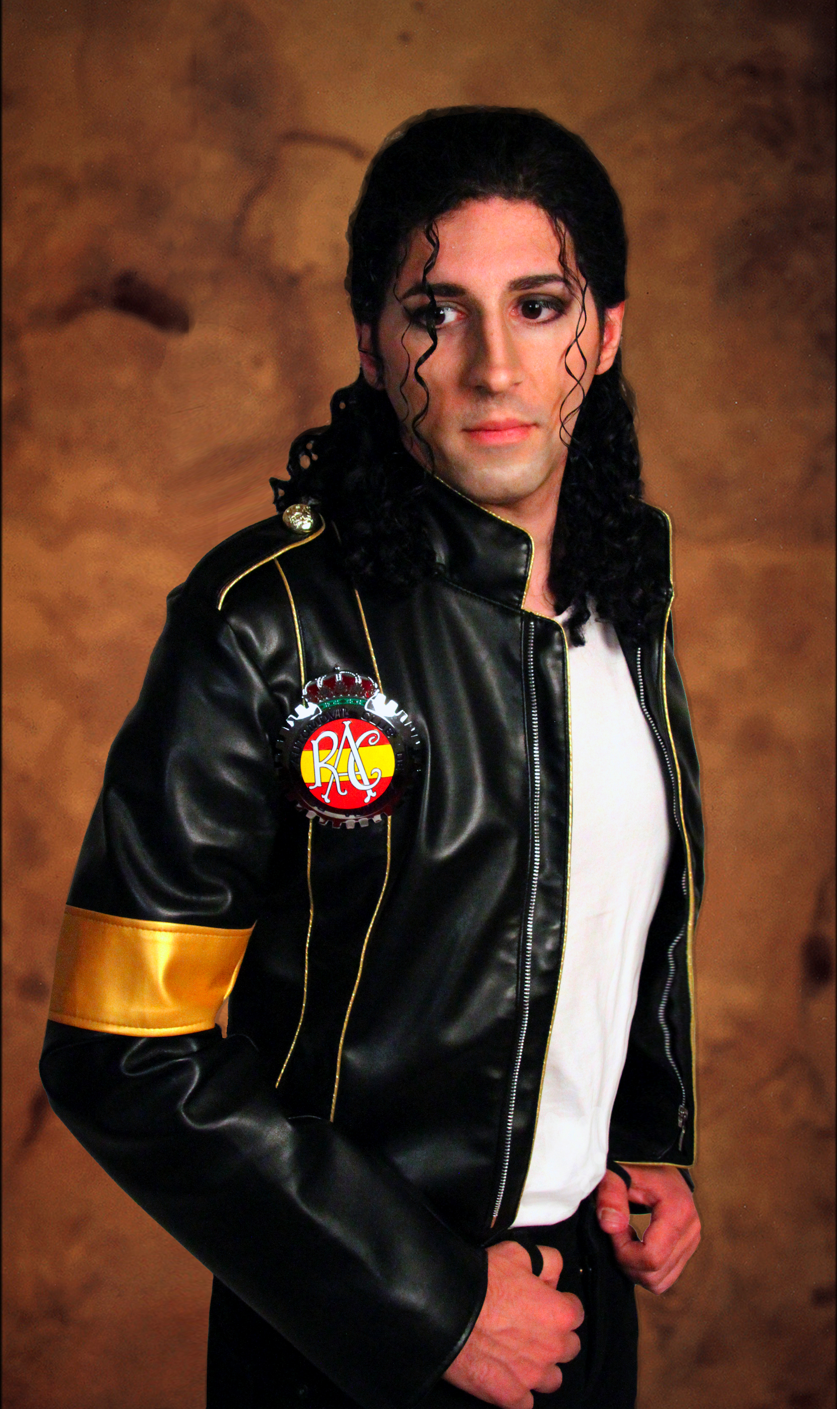 Mickael Dancer Michael Jackson lookalike impersonator