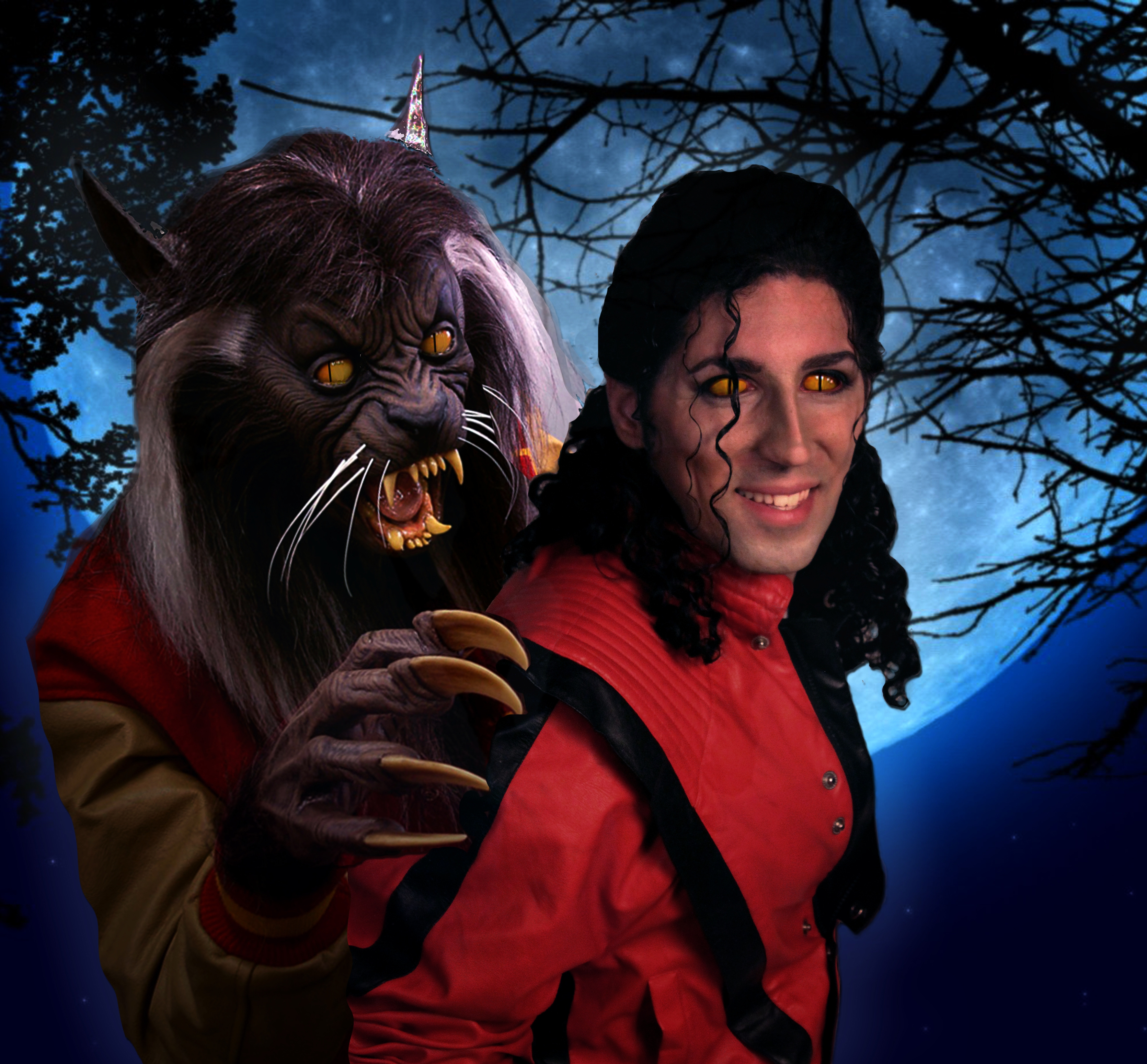 Mickael Dancer Michael Jackson impersonator Thriller